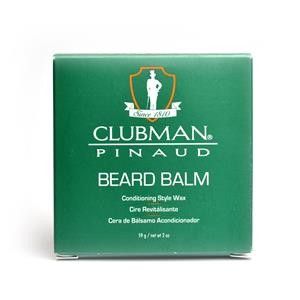 CLUBMAN PINAUD BEARD BALM CONDITIONING STYLE WAX
