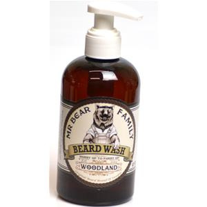 SCHAMPO SAPONE DA BARBA MR BEAR FAMILY WOODLAND