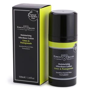 AFTER SHAVE CREAM EDWIN JAGGER LIMES & POMEGRANATE